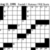 New York Times Crosswords